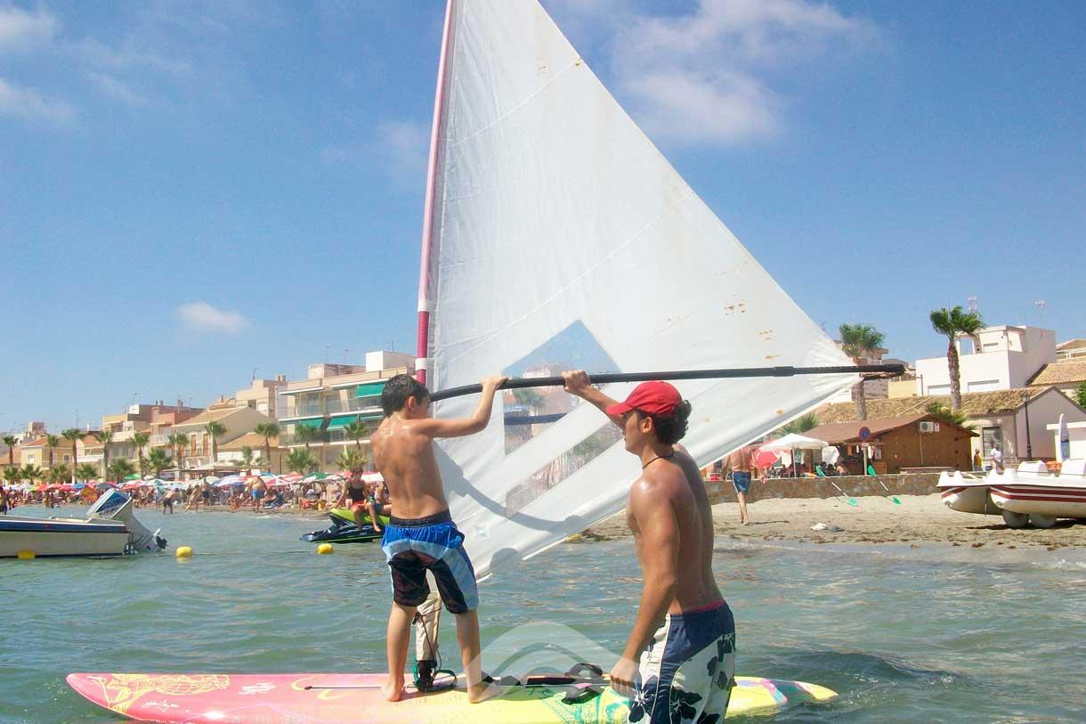 Primeros pasos de windsurf