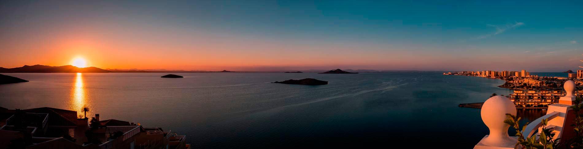 Mar Menor serie panoramica