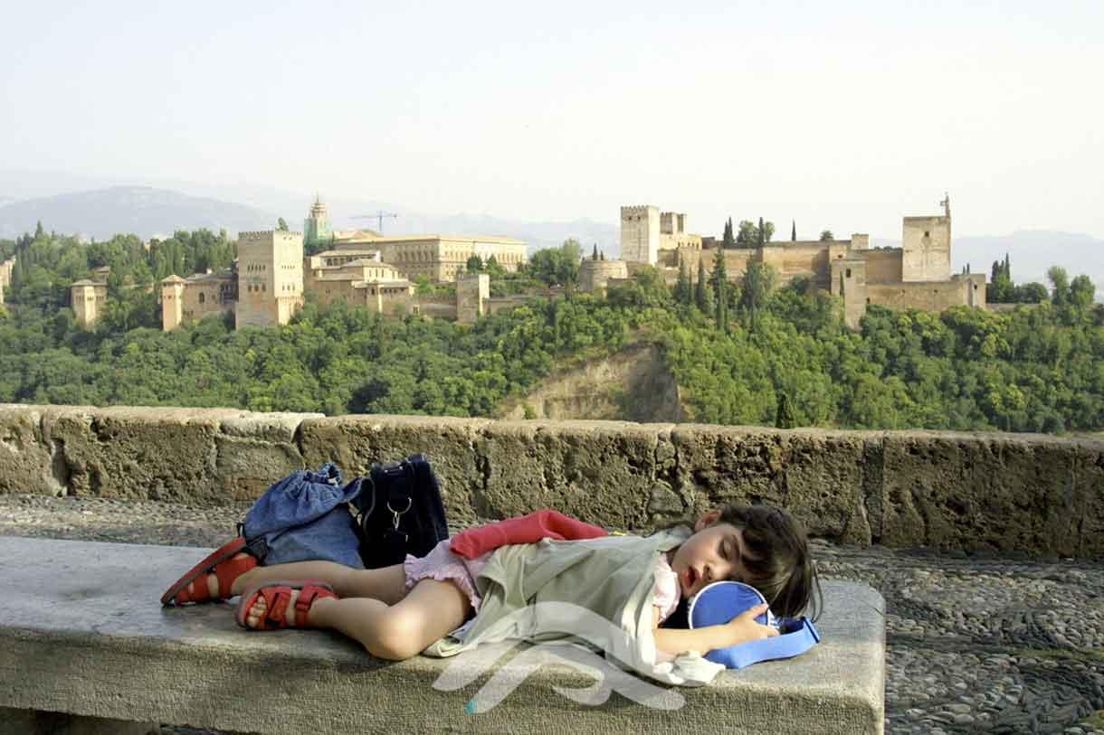 Viajes de estudios a Granada en primaria