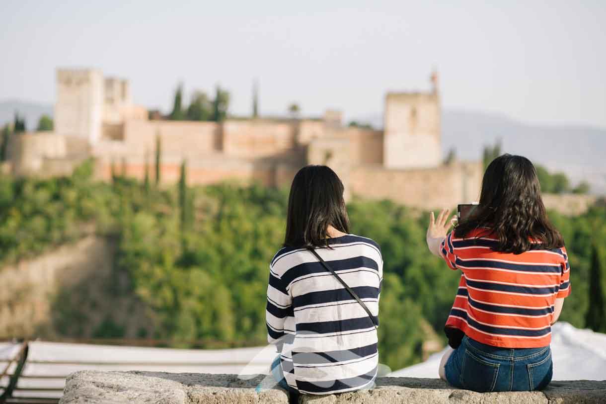 Viaje de estudios a Granada