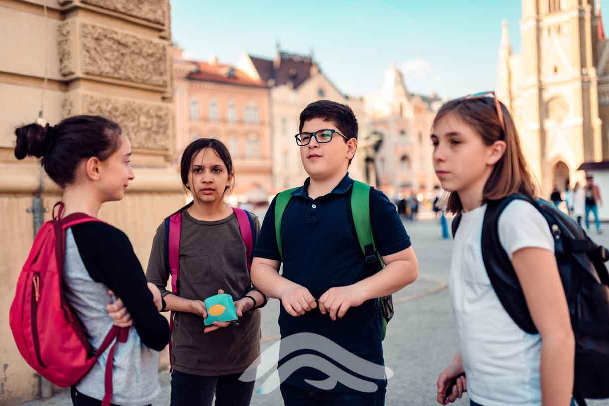 Viajes de estudios excursión cultural primaria