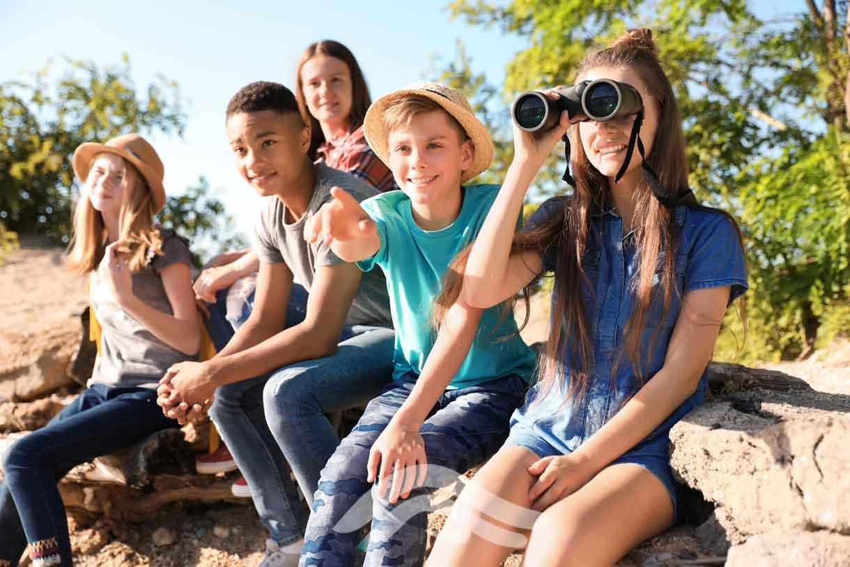 Viajes de estudios actividades en la naturaleza