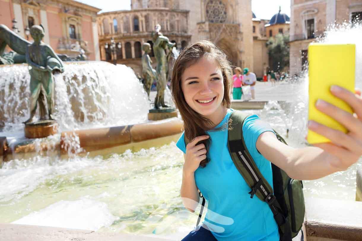 Viaje de estudios en Valencia